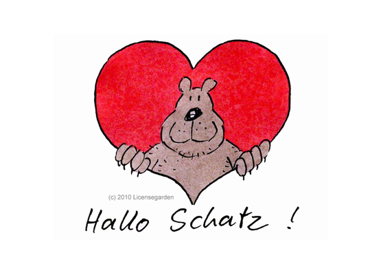 The Post >> Hallo Schatz ♥ weickreiner ♥ POKAmax