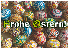 Frohe Ostern! - Ostern