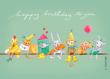 happy birthday to you - Lieblingsmotive