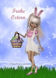Frohe Ostern - Conny Dambach